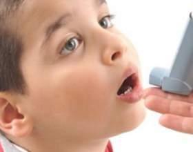 Бронхіальна астма у дітей фото