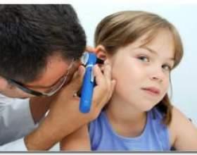 Чим характеризується захворювання середнього вуха фото