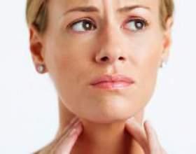 Яким має бути лікування фолікулярної ангіни? фото