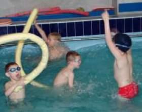 Лікувальне плавання при сколіозі і його профілактика фото