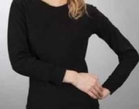 """Виділення, що мажуть і """"чорна"""" менструація - ознаки ендометріозу фото"""
