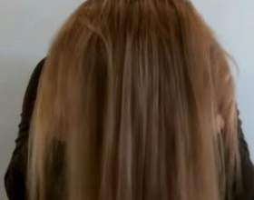 Мед для волосся фото