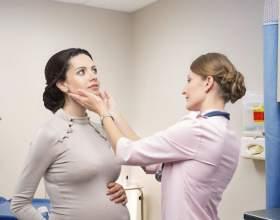 Чому збільшується щитовидна залоза при вагітності фото