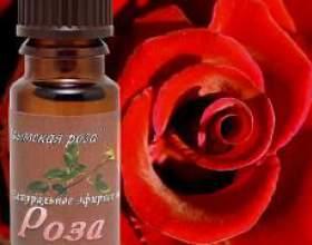 Ефірна олія троянди і його застосування фото