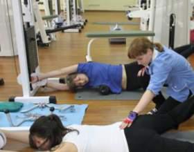 Вправи при грижі хребта поперекового відділу фото