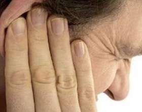 Запалення середнього вуха: симптоми і лікування фото